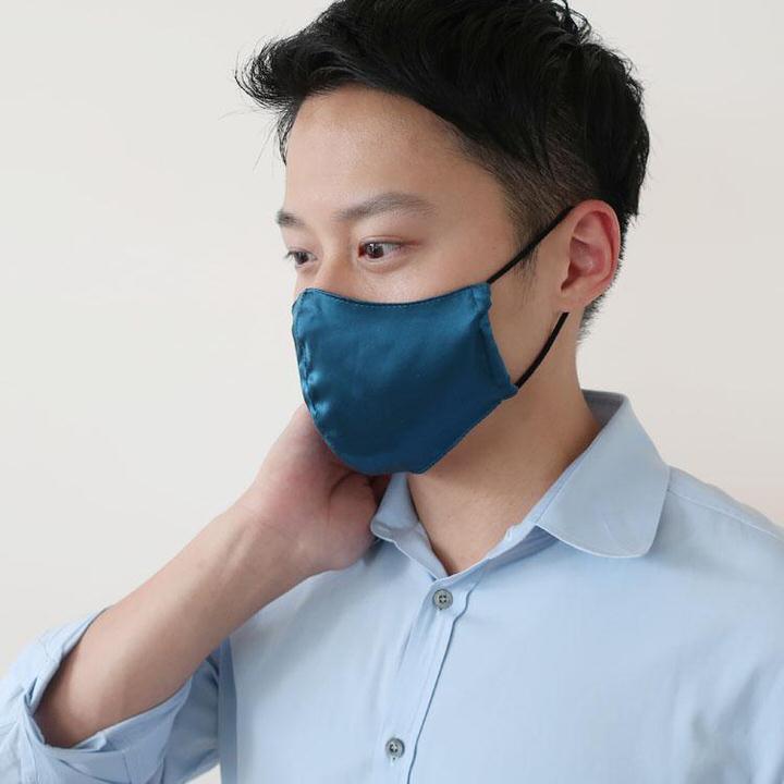 マスククラブ シルク,7素材