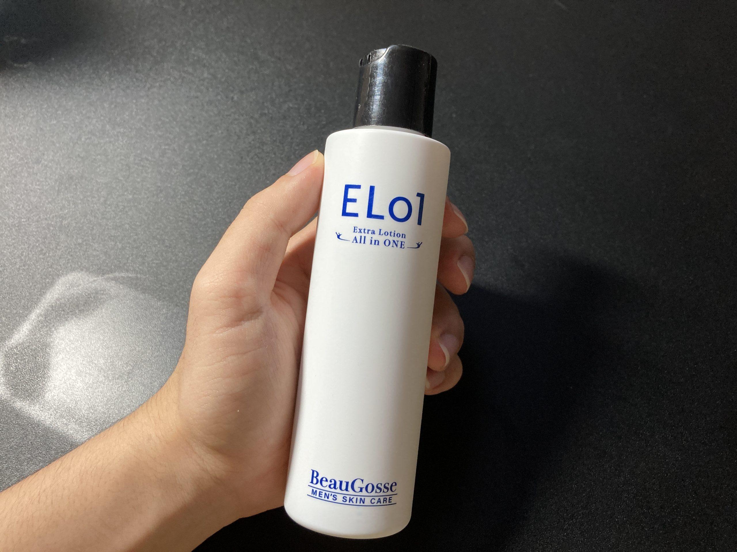 ELo1 年齢肌 メンズ エイジングケア